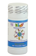 NCB Kid's Central Vita-Plus - 100 Chewable Tablets