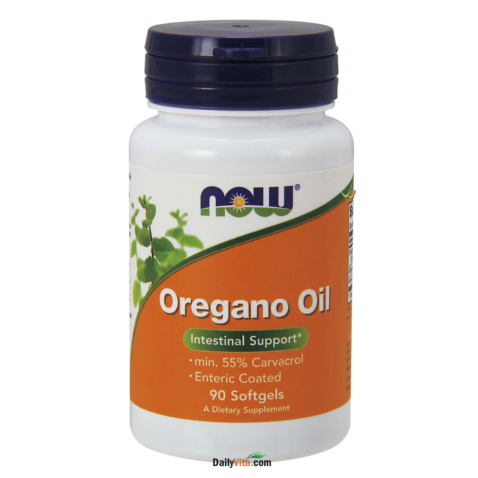 NOW® Oregano Softgels - 90 Softgels