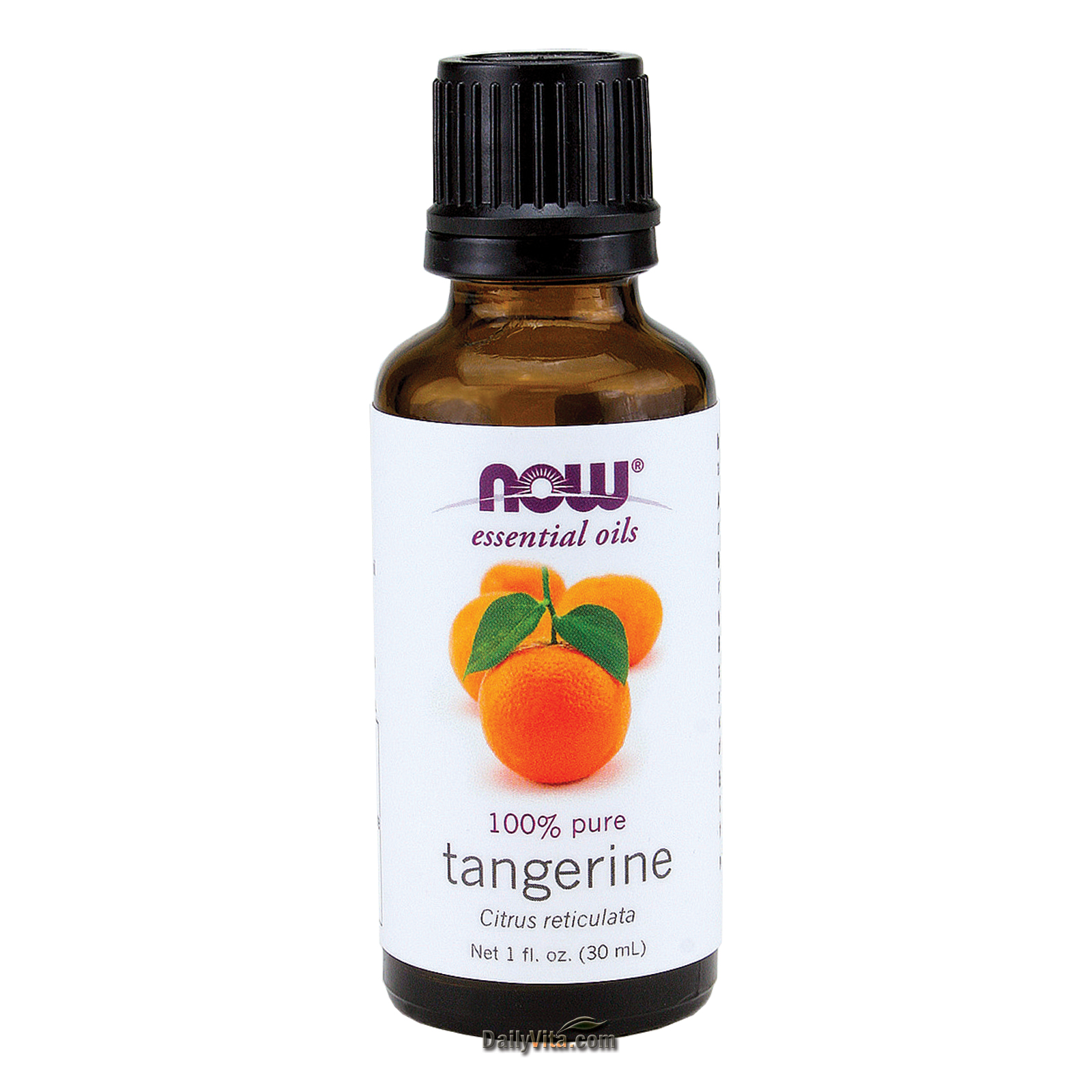 NOW® 100% Pure & Natural Tangerine Oil - 1 oz (30ml)