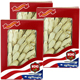 Special Bundle: 3 boxes of WOHO #126.2 American Ginseng Slice Medium 2oz Box