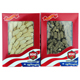Value Pack: WOHO 161.2 Ginseng Slice Medium S 2 oz Box +121.2 Prong Large 2 oz Box