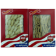 Value Pack: WOHO 161.2 Ginseng Slice Medium S 2 oz Box + #124.2 American Ginseng Prong Small 2oz
