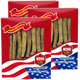 Special Bundle: 3 Boxes of WOHO American Gnseng #102.4 Long Medium 4oz Box