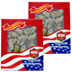 Special Bundle: 2 Boxes of WOHO #109.4 Short Jumbo American Ginseng Roots 4oz Box