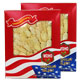 Special Bundle: 2 Boxes of WOHO #127.4 American Ginseng Slice Large 4oz Box