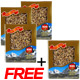Buy 3 Get 1 Free: WOHO Dry Raw Maca Root (Peruvian Ginseng) Chips 4oz.