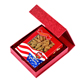 WOHO Premium Select American Ginseng Short Medium 4 oz Premium Gift Box