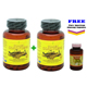 Special Bundle: Buy 2 Golden Cordyceps 60 Capsules Get 1 FREE Pure American Ginseng Capsules 500mg 100 Capsules