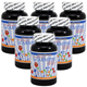 Special Bundle: 6 Bottles of WooHoo Natural Extra Strength L-Carnitine 500 Mg - 120 Capsules