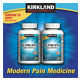 Kirkland Signature� Ibuprofen 200mg Two Bottles, 500 Tablets Each