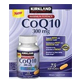 Kirkland CoQ10 300mg 100 Softgels