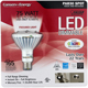 Feit Electric PAR30 Dimmable LED Flood 75 Watt Replacement Uses 15 Watts, CRI 93+ True Color, 40 Beam Angle