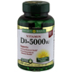 Nature's Bounty® Vitamin D3 5000 IU, 300 Softgels